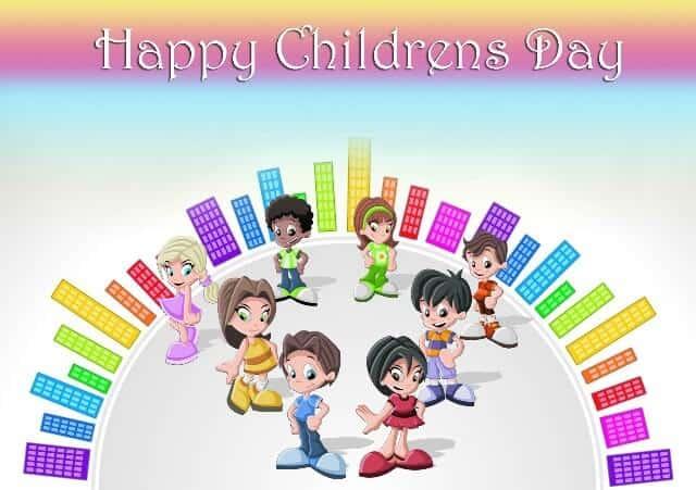 happy children's day quotes