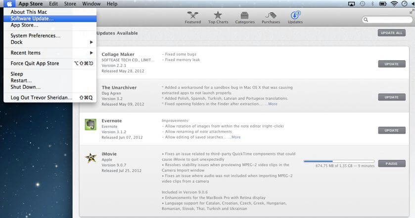mac-software-update