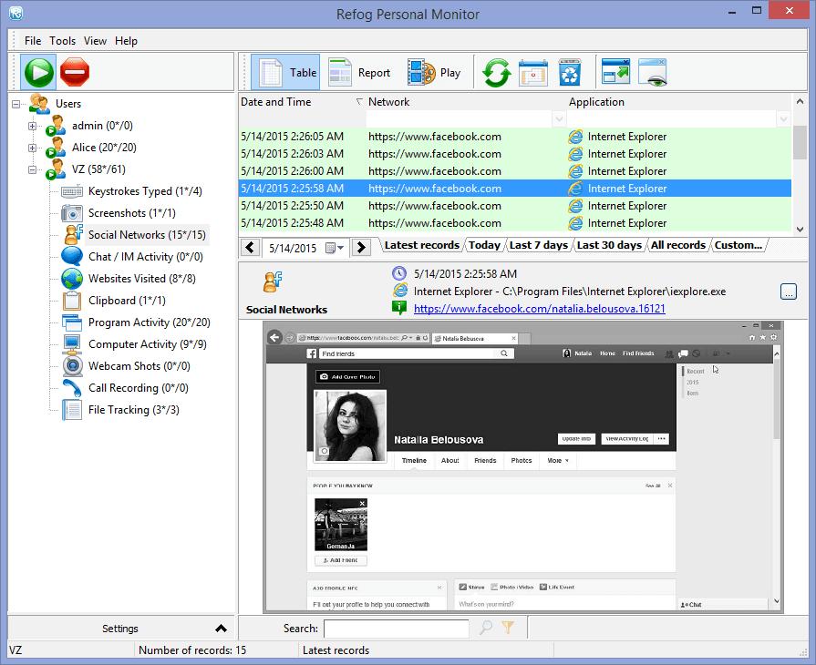 refog personal monitor