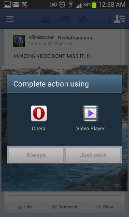 download facebook videos opera browser