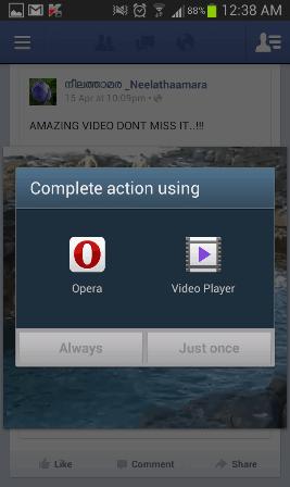 download facebook videos opera browser