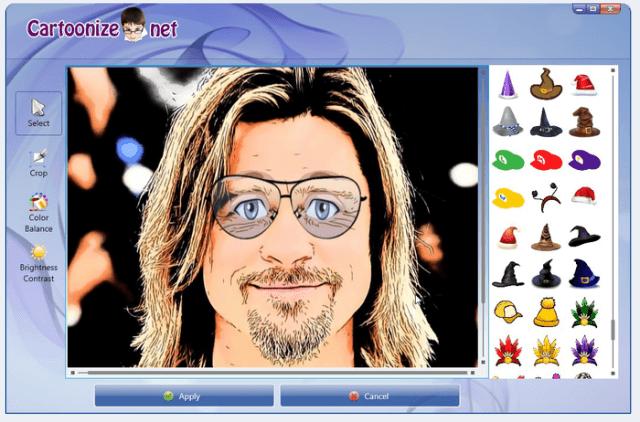 cartoonize net