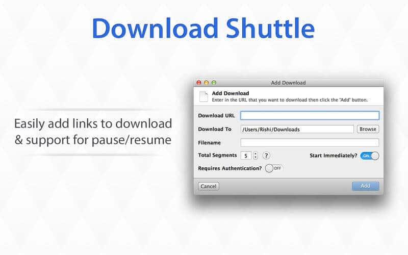 download shuttle