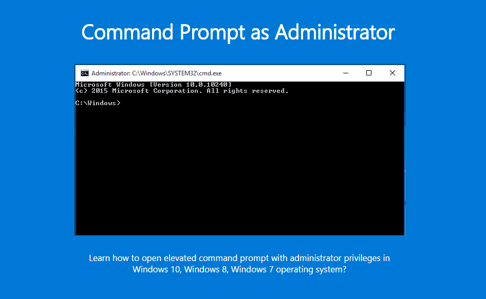 how-to-run-command-prompt-as-administrator