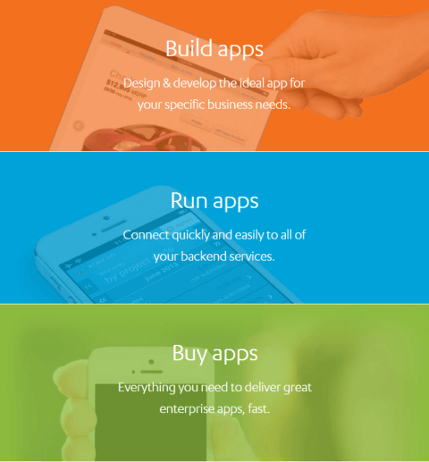 mobile application development solutions