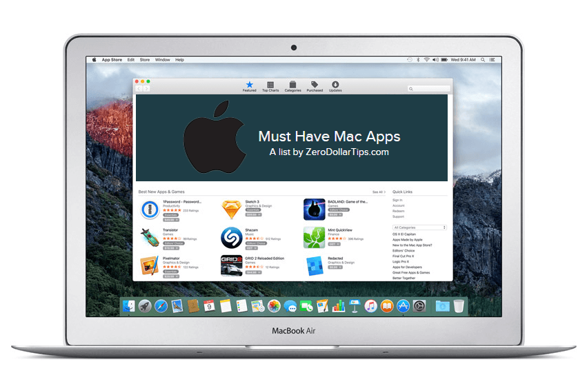 must have mac apps