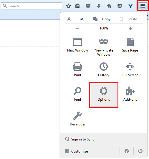 proxy server is refusing connections