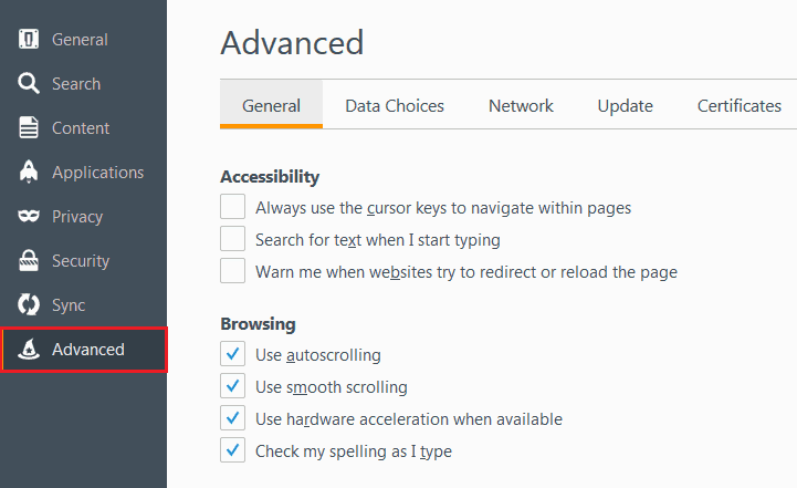 proxy server refusing connections