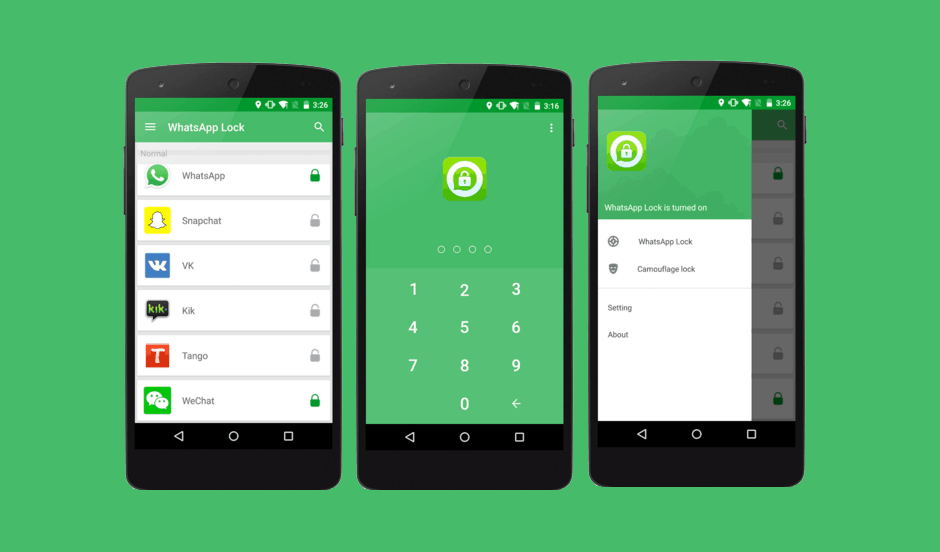 whatsapp lock app for android