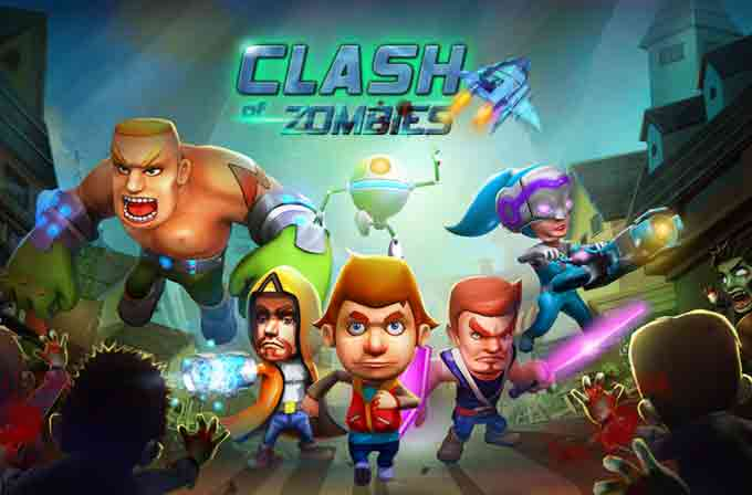 apoc wars: clash of zombies