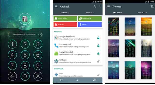 Applock fingerprint password apk download for android.