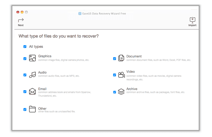 data recovery wizard for mac free