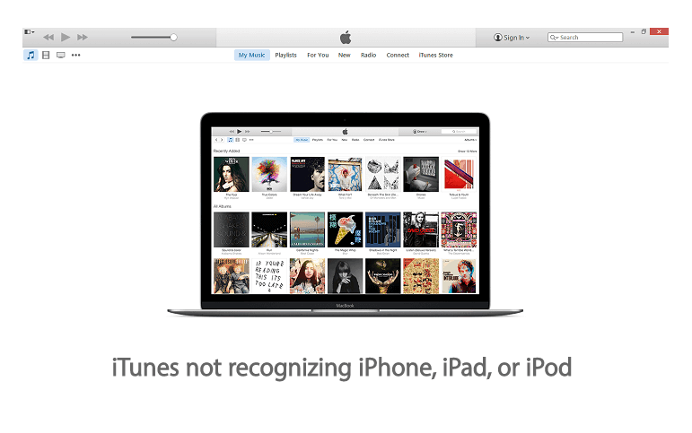 itunes not recognizing iphone how to fix itunes not recognizing iphone in windows 10 15587