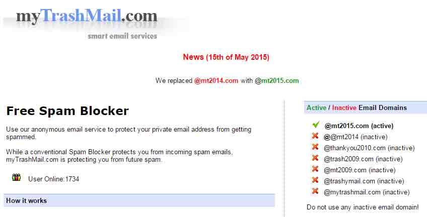 Top 15 Best Websites to Send Anonymous Email For Free