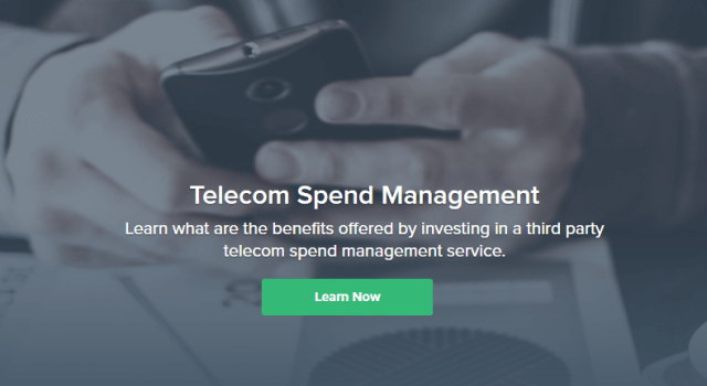 telecom spend management