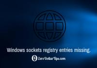 windows sockets