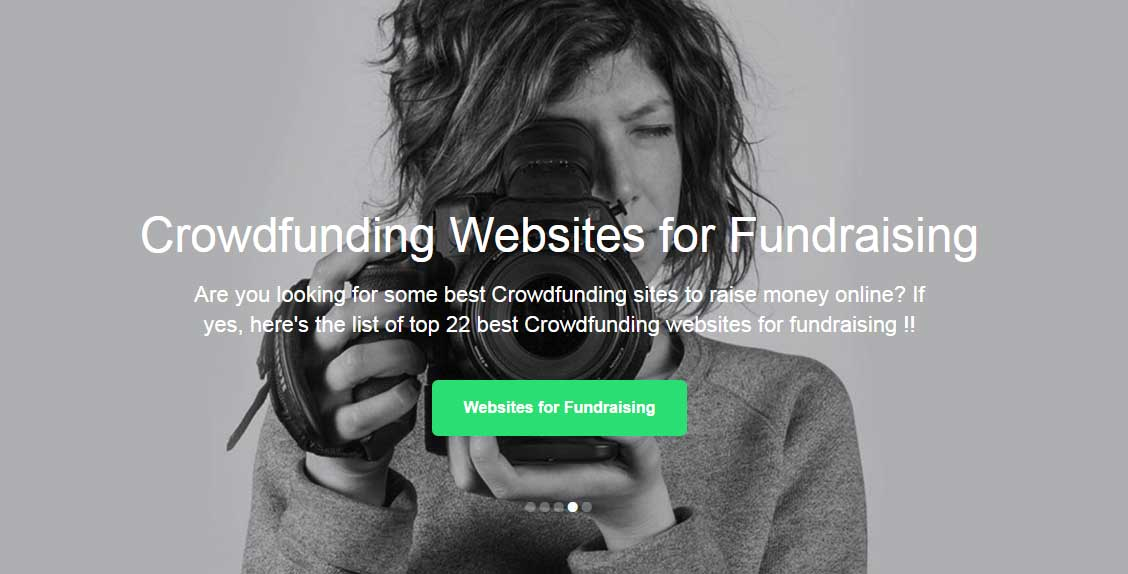 crowdfunding websites for fundraising