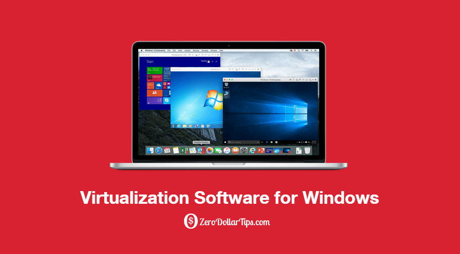 virtualization software for windows
