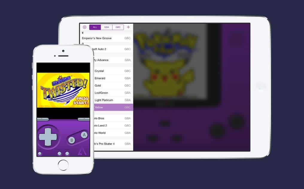 gba4ios for ios 9