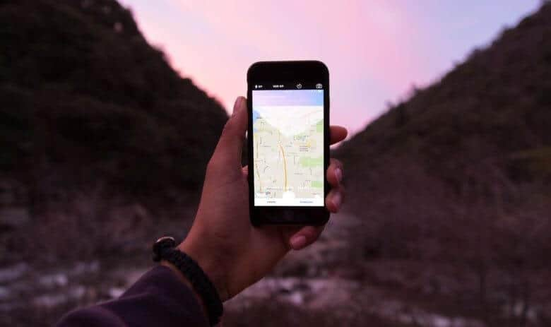 how to get directions from one place to another on google maps