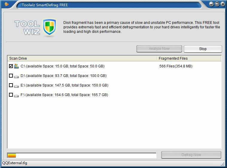 toolwiz smart defrag