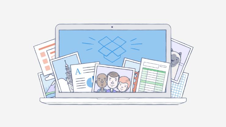 transfer ownership shared folder dropbox