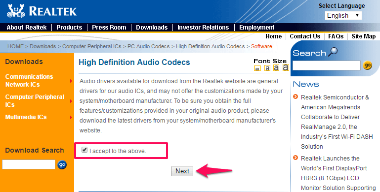 high definition audio codecs