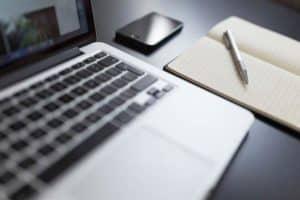 set up brilliantly looking blog