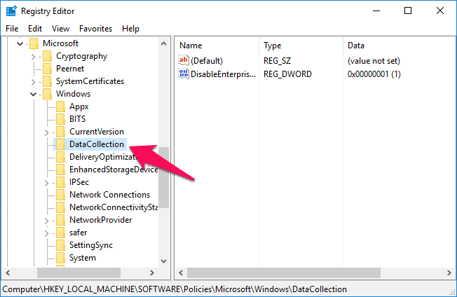 compatibility telemetry windows 10 disable