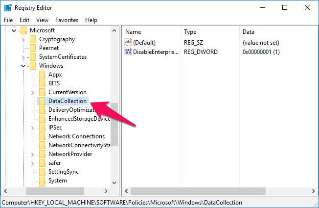 microsoft compatibility telemetry windows 10