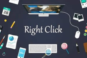 right click disabled websites