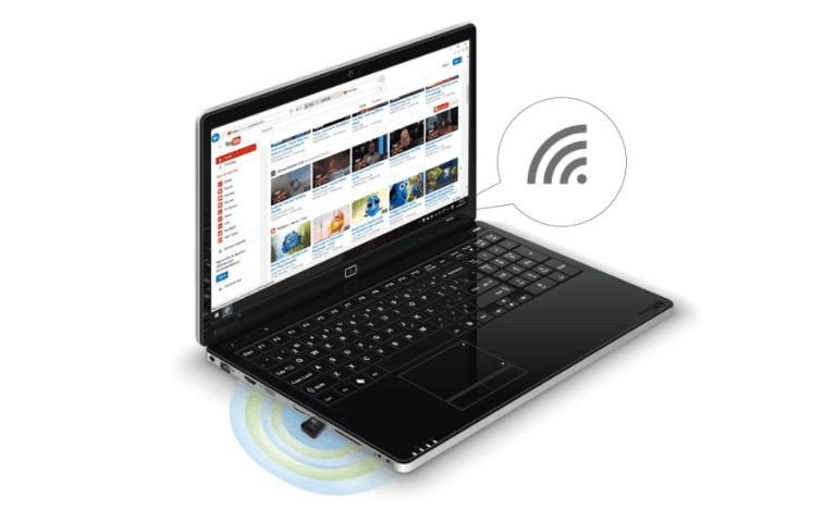wifi usb adapter windows 10