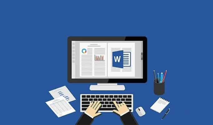 how to make one page landscape in word