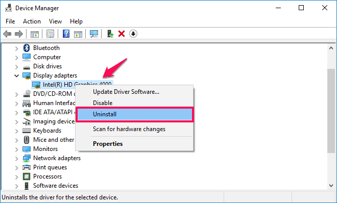 Fix Windows 10 Black Screen after Windows 10 Creators Update