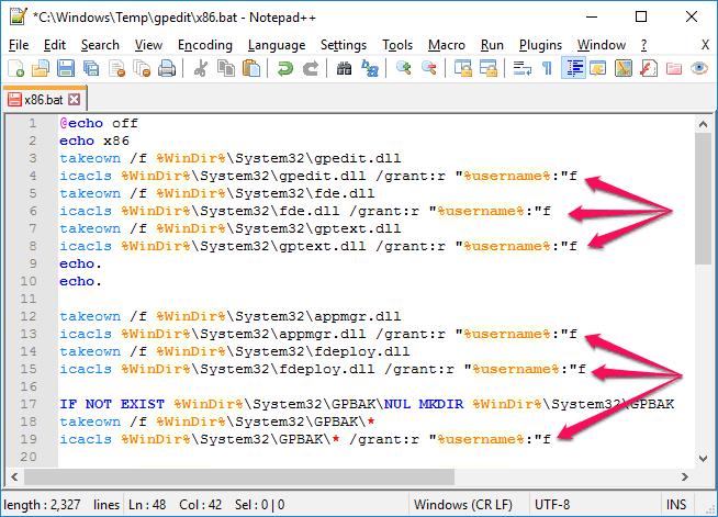 windows 10 gpedit.msc