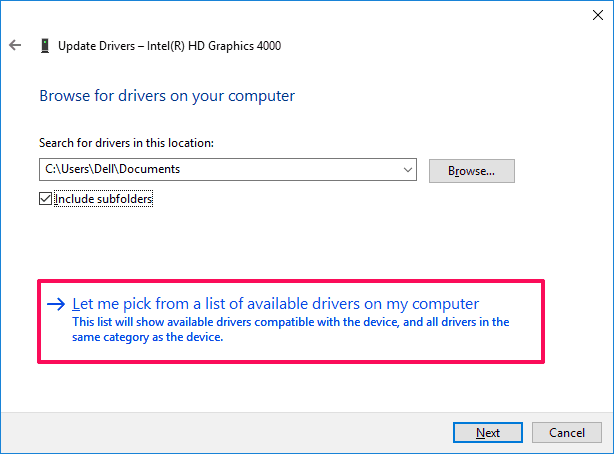can't change resolution windows 10