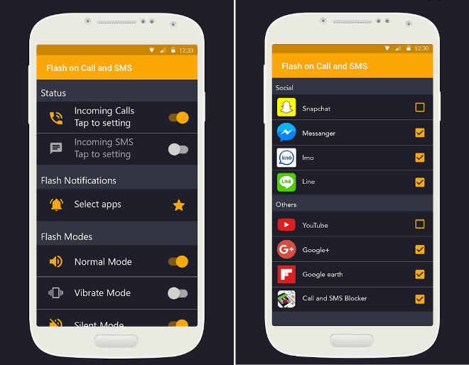 best android flashlight app