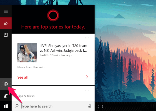 get android notifications on windows 10