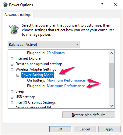 how to fix the default gateway is not available in windows 10