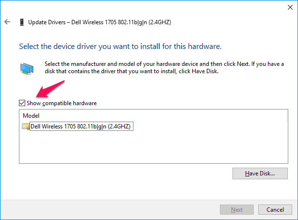 the default gateway is not available windows 10