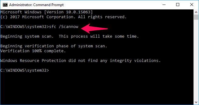 unexpected_store_exception windows 10