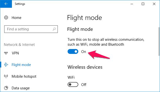 stop windows 10 update in progress