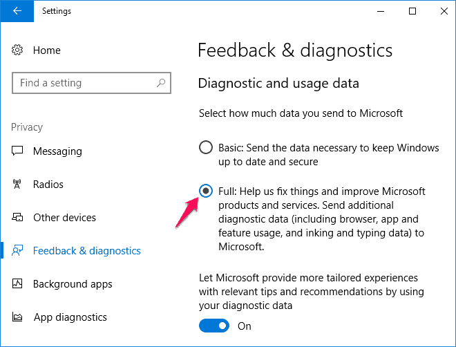 windows 10 greyed out sync settings