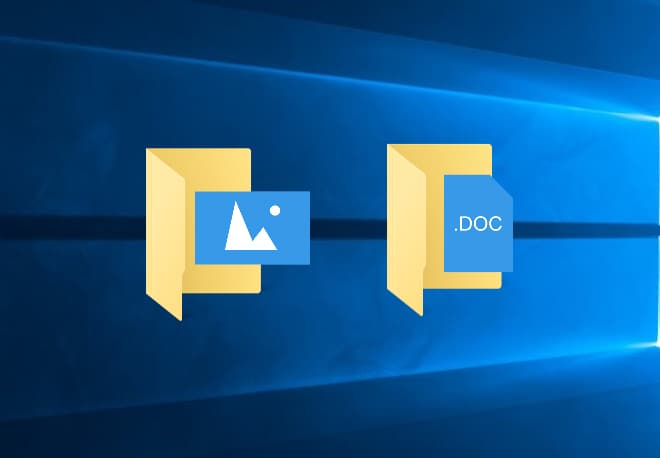 how to find a folder in windows 10