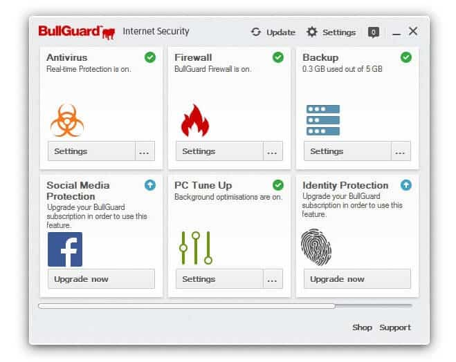 bullguard antivirus software
