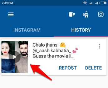 instagram video download app