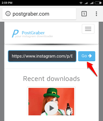 instagram video downloader online
