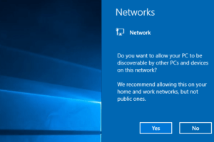 reset network adapter windows 10