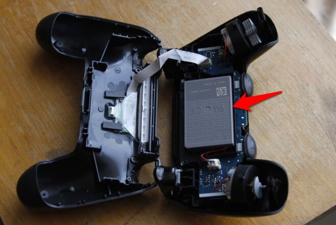 replace ps4 controller battery