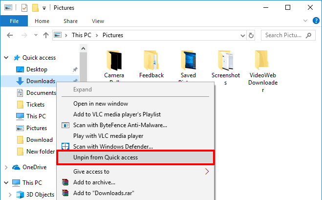 how to get help in windows 10 file explorer
